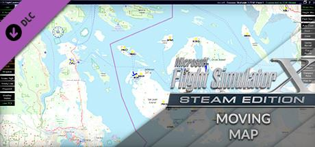 Moving Company Reviews >> Microsoft Flight Simulator X: Steam Edition - Moving Map for Windows (2017) - MobyGames