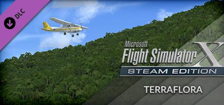 Microsoft Flight Simulator X: Steam Edition - TerraFlora