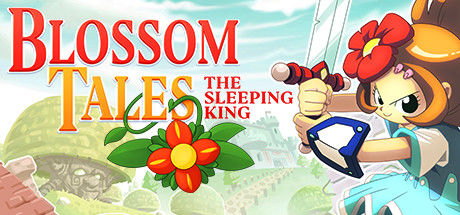 Blossom Tales: The Sleeping King Windows Front Cover