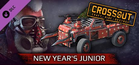 Crossout: Craft Ride Destroy - New Year's Junior
