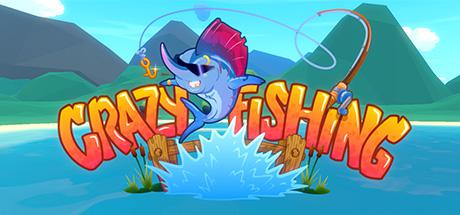 Crazy fishing 2017 windows box cover art mobygames for Crazy fishing vr
