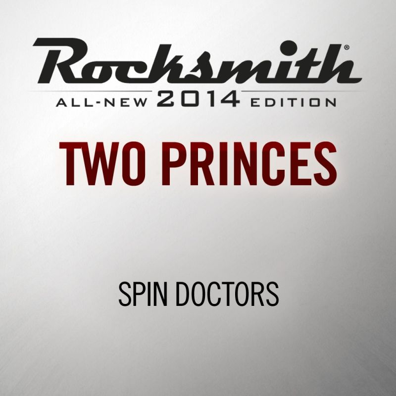 Rocksmith: All-new 2014 Edition - Spin Doctors: Two Princes 2014 pc game Img-1