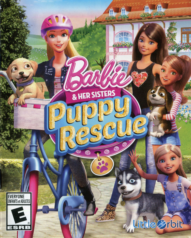 barbie playstation 3