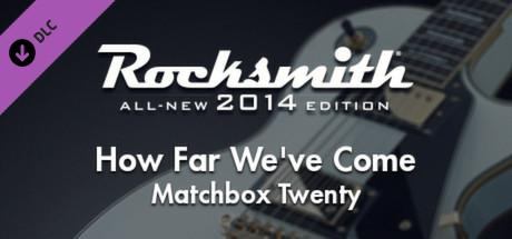 Rocksmith: All-new 2014 Edition - Matchbox Twenty: How Far We've Come