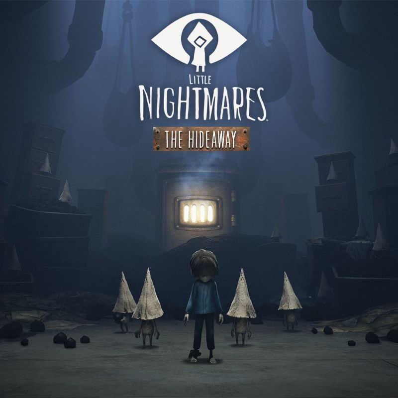 Little Nightmares The Hideaway PlayStation 4 Front