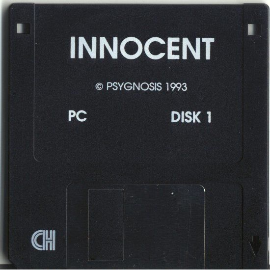 Innocent Until Caught DOS Media Disk 1/7