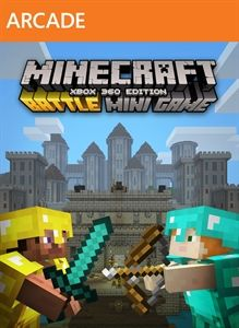 Minecraft: Xbox One Edition - Battle Map Pack 2 (2016) Xbox 360 box
