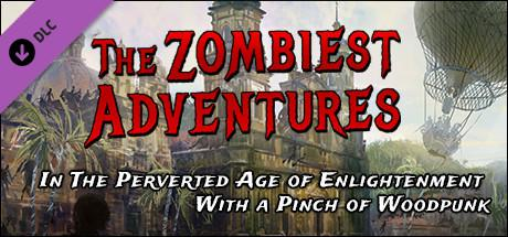 Blood and Gold: The Zombiest Adventures