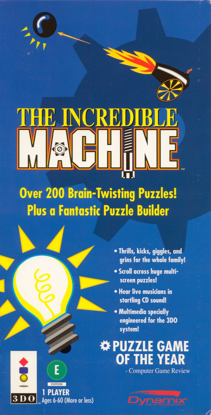the incredable machine