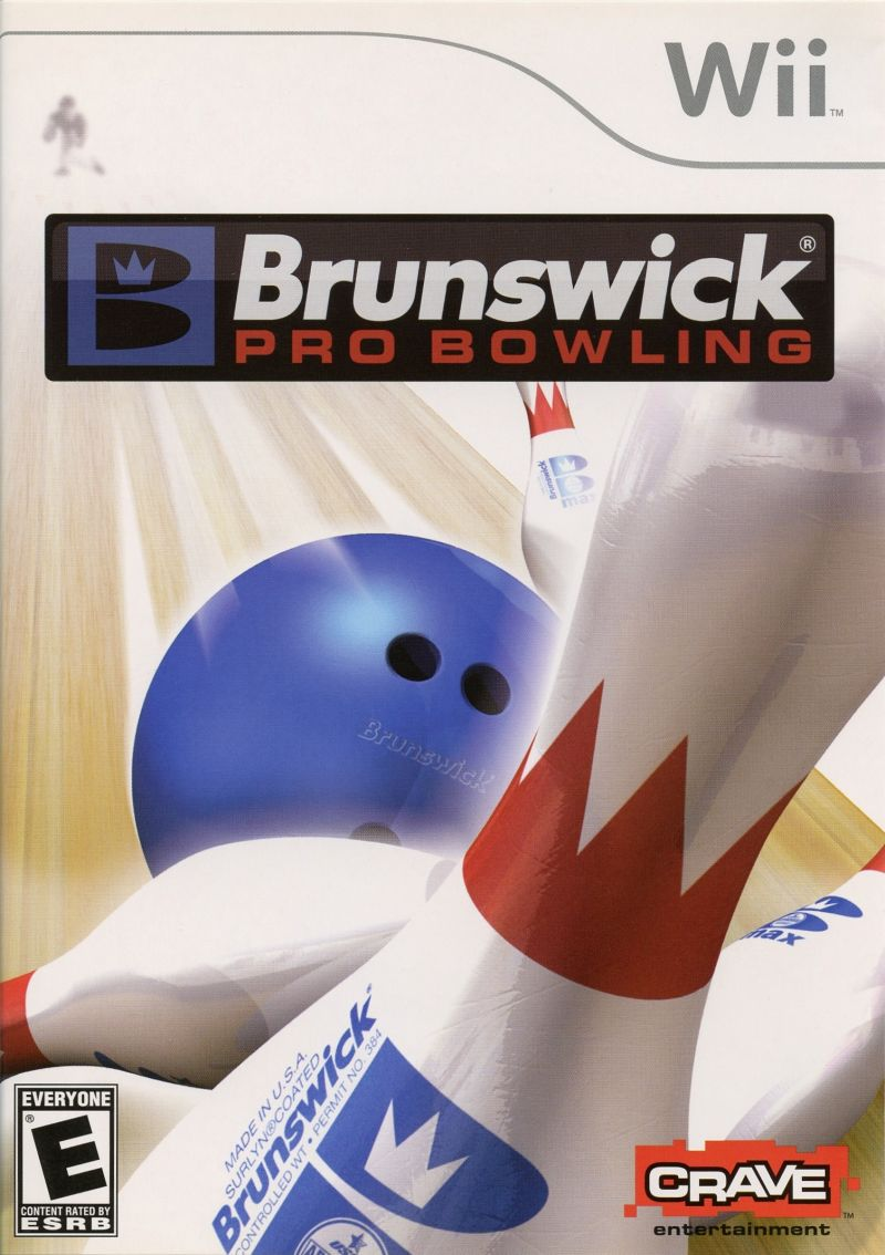 brunswick pro bowling wii how to play