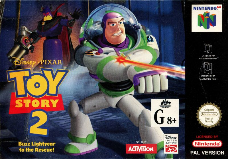 Toy Story Games Woody To The Rescue : Disney pixar toy story buzz lightyear to the rescue