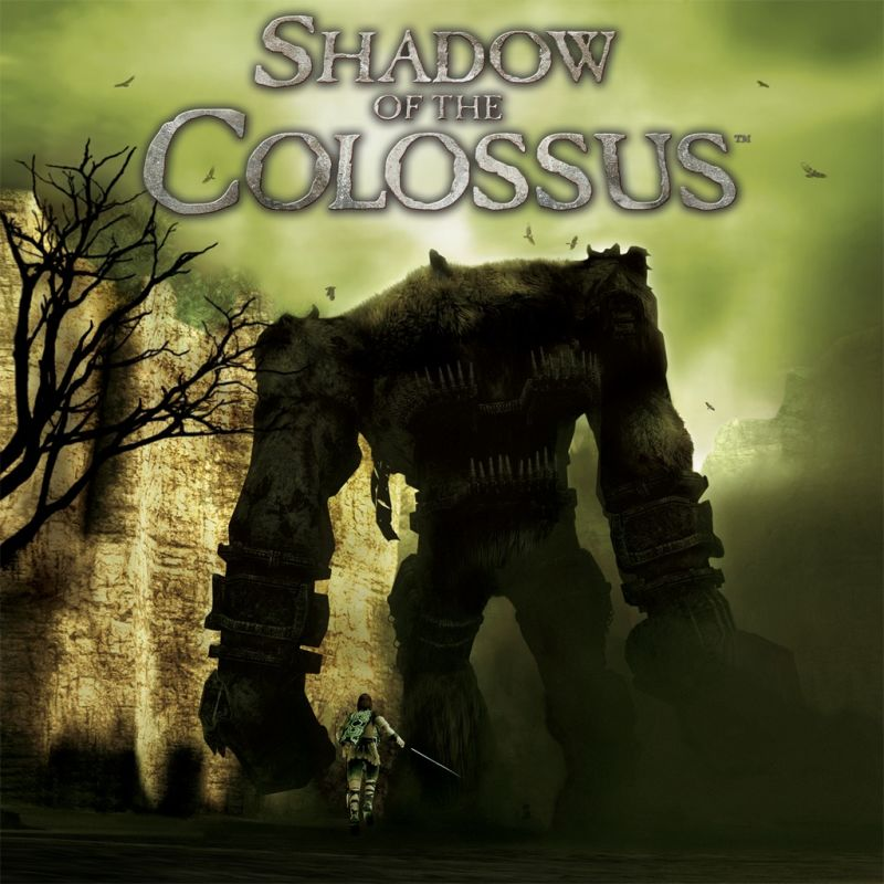 Shadow of the Colossus for PlayStation 3 (2011) - MobyGames