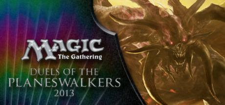 "Magic: The Gathering - Duels of the Planeswalkers 2013: ""Exalted Darkness"" Foil Conversion"