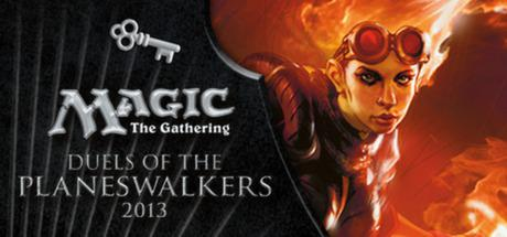 "Magic: The Gathering - Duels of the Planeswalkers 2013: ""Born of Flame"" Deck Key"