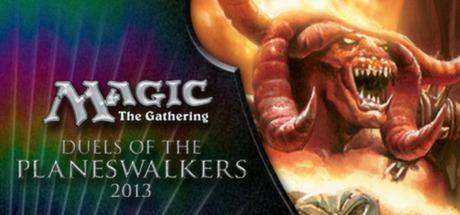 "Magic: The Gathering - Duels of the Planeswalkers 2013: ""Grinning Malice"" Foil Conversion"