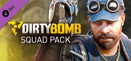 Dirty Bomb: Squad Pack