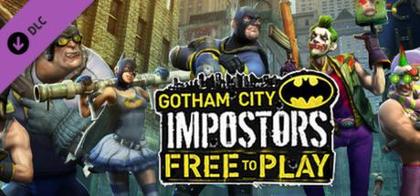 Gotham City Impostors: Support Item Pack - Professional