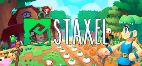 Staxel Windows Front Cover