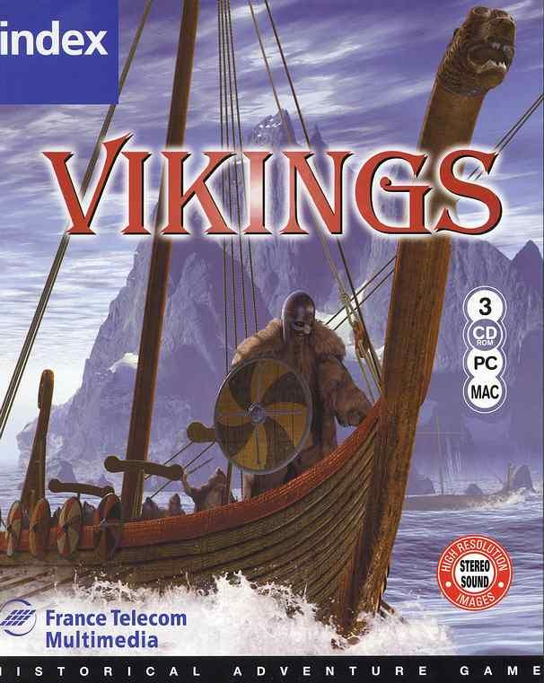 Vikings Macintosh Front Cover