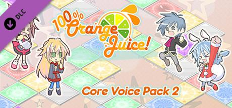 100% Orange Juice: Core Voice Pack 2