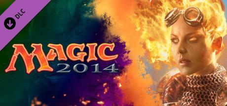 "Magic 2014: Duels of the Planeswalkers - ""Firewave"" Foil Conversion"