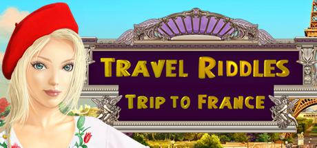 обложка 90x90 Travel Riddles: Trip to France