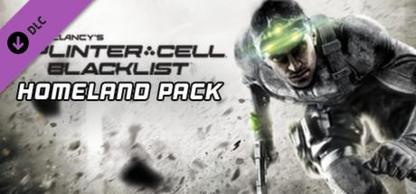 Tom Clancy's Splinter Cell: Blacklist - Homeland Pack
