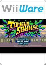 Tomena Sanner Wii Front Cover