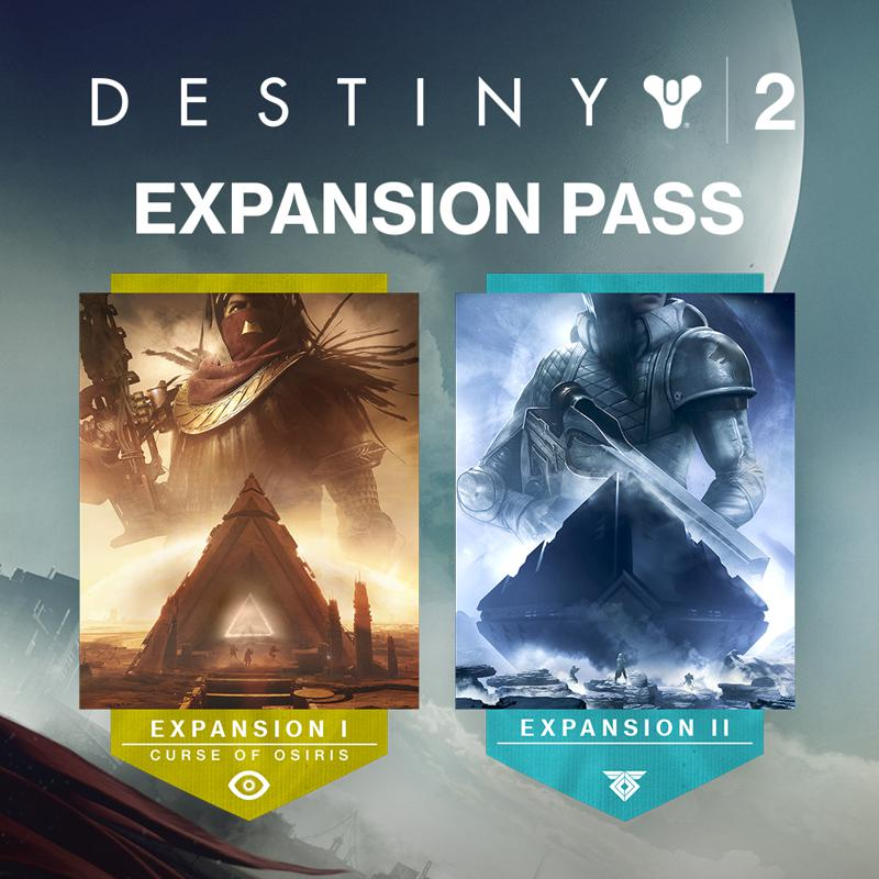 Destiny 2: Expansion Pass PlayStation 4 Front Cover
