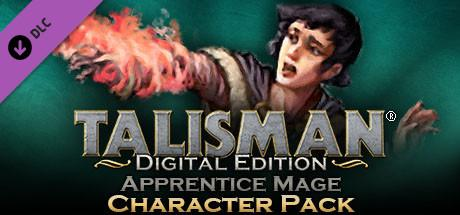 Talisman: Digital Edition - Apprentice Mage Character Pack