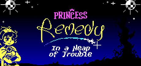 Princess Remedy: In a Heap of Trouble