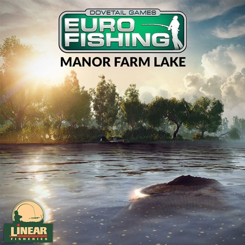Euro fishing manor farm lake for playstation 4 2017 for Lake fishing games