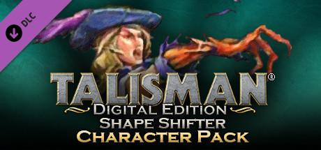Talisman: Digital Edition - Shape Shifter Character Pack