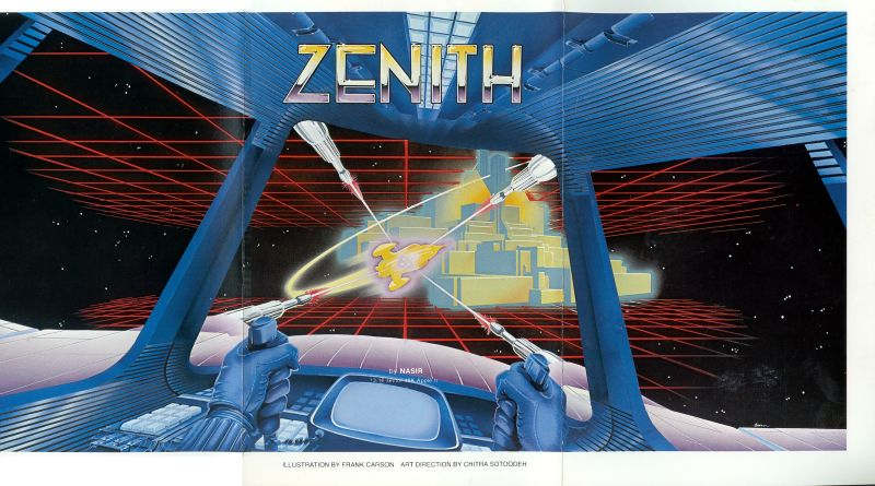 Zenith Apple II Front Cover