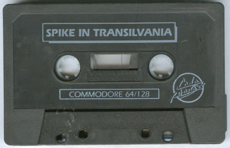 Spike in Transilvania Commodore 64 Media