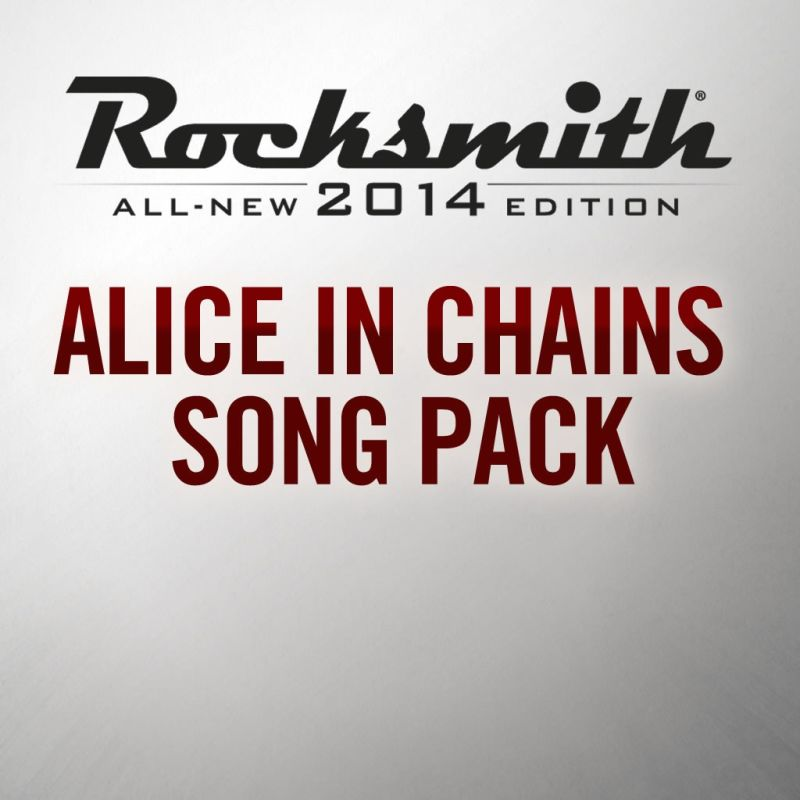 Rocksmith: All-new 2014 Edition - Alice in Chains: Them Bones 2013 pc game Img-1