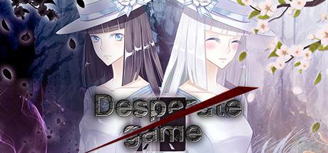 Desperate Game Windows Front Cover