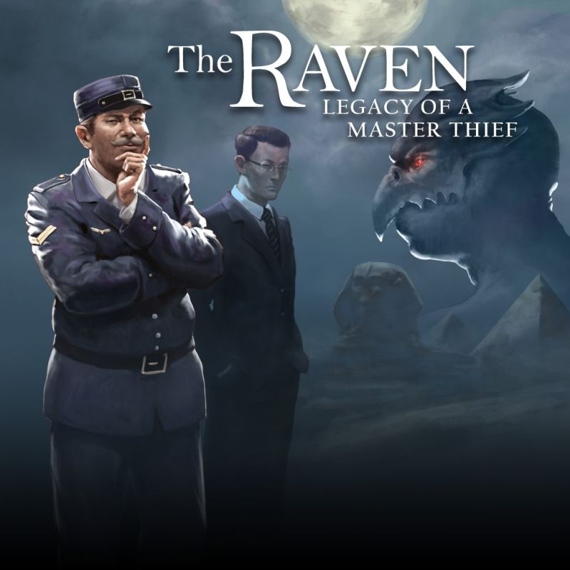 The Raven: Legacy of a Master Thief for Linux (2013 ...