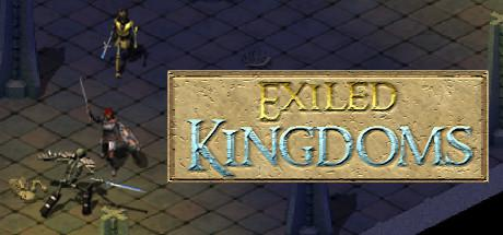Exiled Kingdoms Linux Front Cover