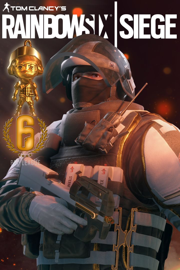 Tom Clancy's Rainbow Six: Siege - Pro League Doc Set for