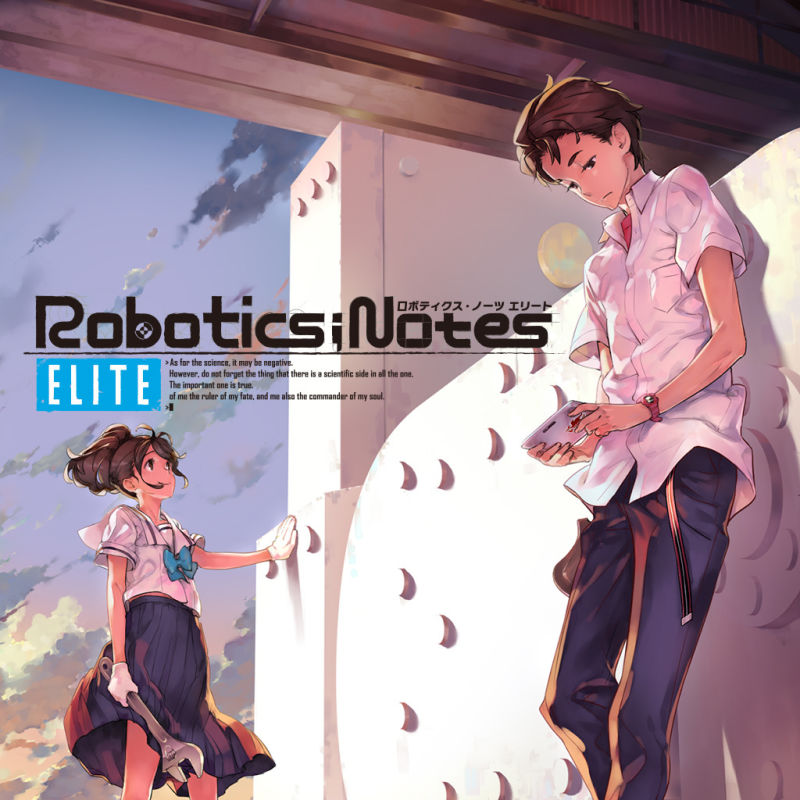 Robotics Notes Elite 2014 Ps Vita Box Cover Art Mobygames