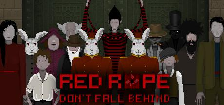 обложка 90x90 Red Rope: Don't Fall Behind