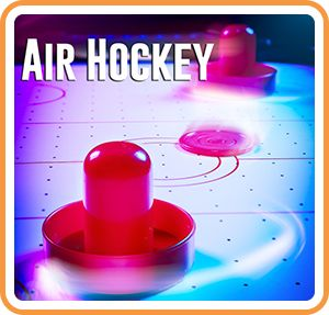 Air Hockey For Nintendo Switch 2018 Mobygames