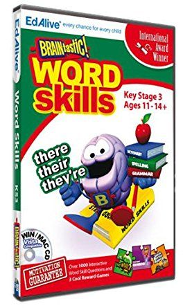 BRAINtastic! Word Skills Key Stage 3