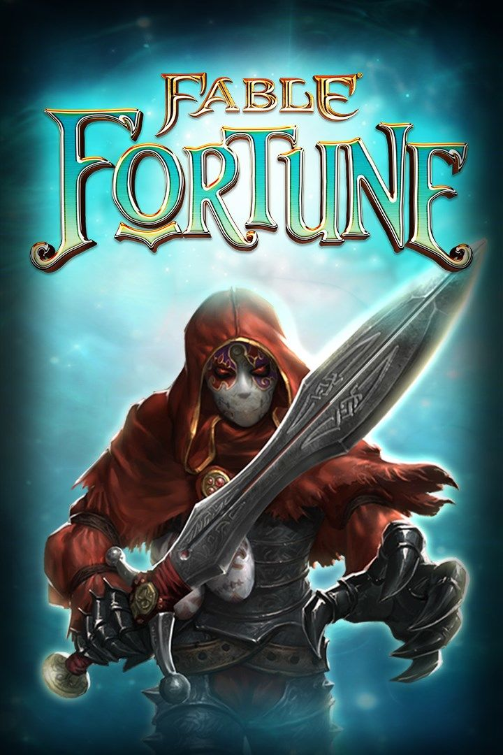 Fable Fortune (2018) Xbox One box cover art - MobyGames