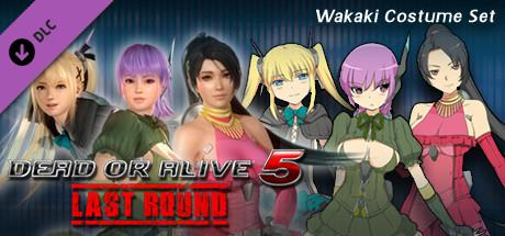 Dead or Alive 5: Last Round - Costumes by Tamiki Wakaki Set