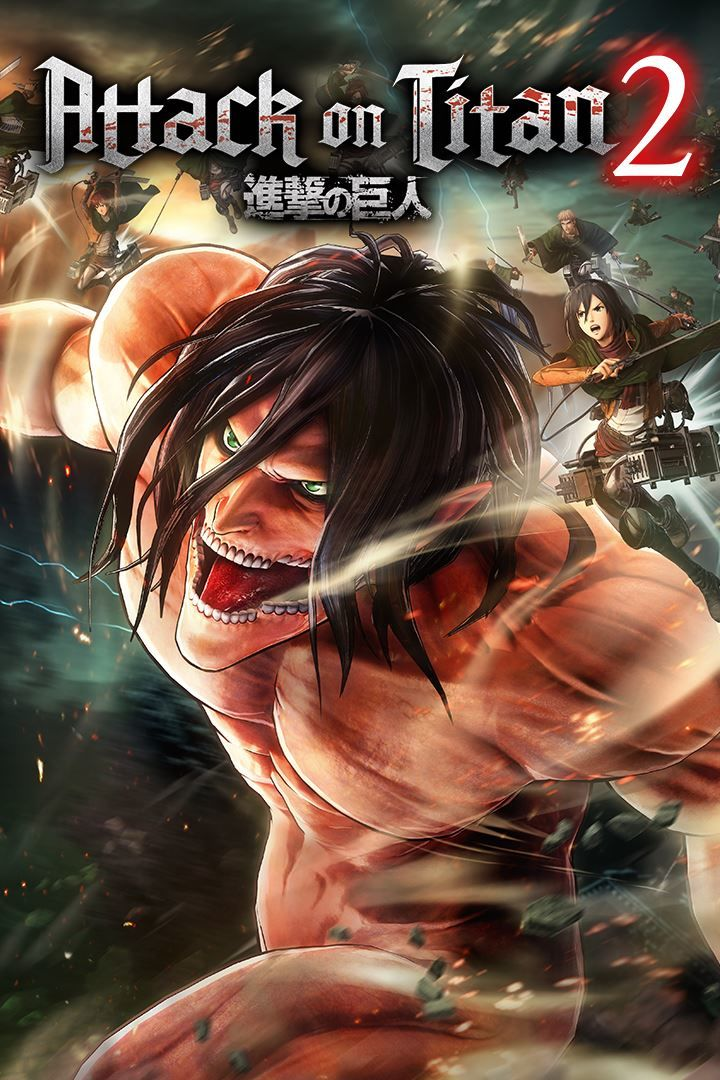 Image result for Attack on Titan 2 cover pc