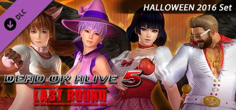 Dead or Alive 5: Last Round - Halloween 2016 Costume Set