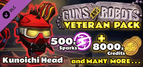 Guns and Robots: Veteran Pack
