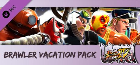 Ultra Street Fighter IV: Brawler Vacation Pack